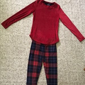 Cuddl Duds Climate Right 2pc Pajama Set